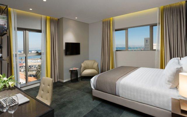 Golden Crown Haifa Израиль, Хайфа - 1 отзыв об отеле, цены и фото номеров - забронировать отель Golden Crown Haifa онлайн комната для гостей