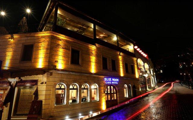 Blue Moon Cave Hotel Турция, Гёреме - отзывы, цены и фото номеров - забронировать отель Blue Moon Cave Hotel онлайн вид на фасад