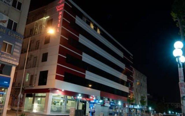 Cadde Park Hotel Турция, Мерсин - отзывы, цены и фото номеров - забронировать отель Cadde Park Hotel онлайн вид на фасад