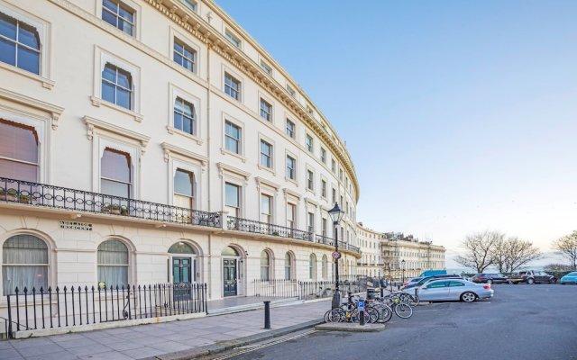 Отель Grand Seaview Apartment Великобритания, Хов - отзывы, цены и фото номеров - забронировать отель Grand Seaview Apartment онлайн вид на фасад