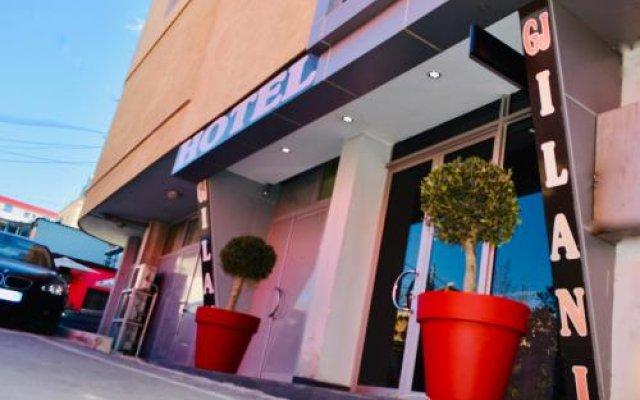 Отель Gjilani Албания, Тирана - отзывы, цены и фото номеров - забронировать отель Gjilani онлайн вид на фасад