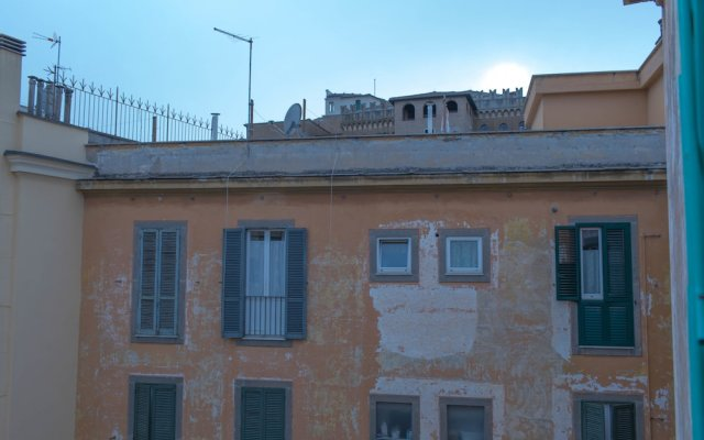 Отель MyPad in Rome вид на фасад