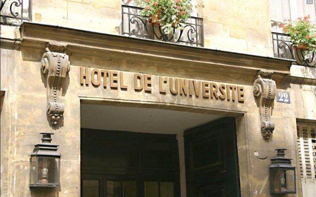 Hotel de LUniversite вид на фасад