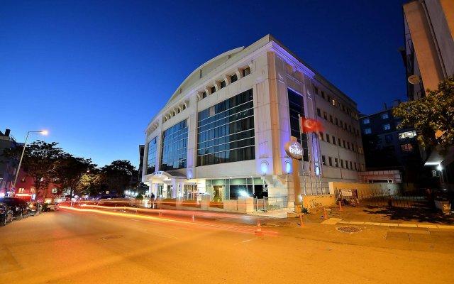 Ankara Plaza Hotel вид на фасад