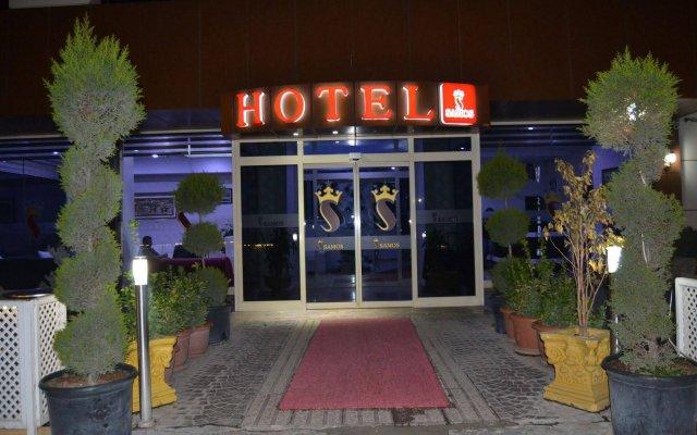 Samos Турция, Адыяман - отзывы, цены и фото номеров - забронировать отель Samos онлайн вид на фасад
