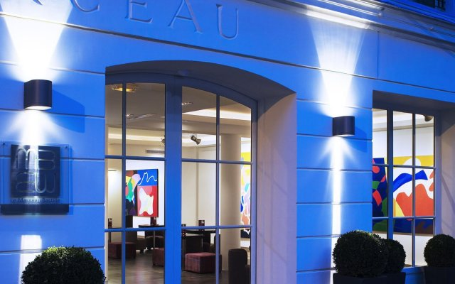 Le Marceau Bastille Hotel вид на фасад