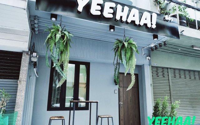 Отель YEEHAA Бангкок вид на фасад