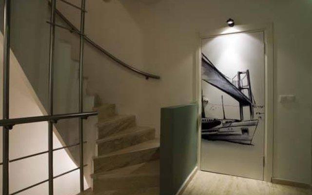 Отель Arch-ist Taksim Suites интерьер отеля