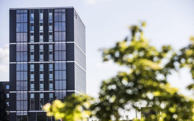 Отель Breeze Amsterdam Нидерланды, Амстердам - отзывы, цены и фото номеров - забронировать отель Breeze Amsterdam онлайн вид на фасад