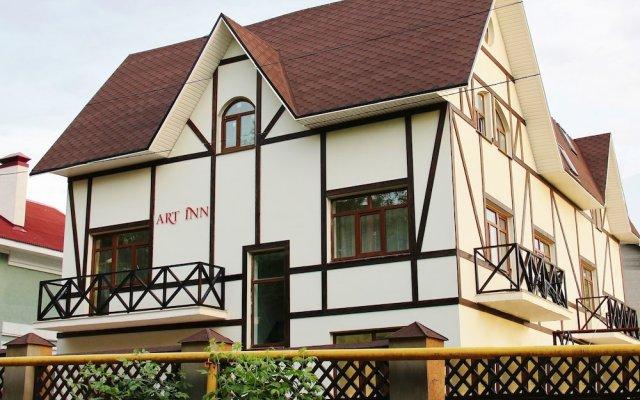 Гостиница Art Inn в Самаре отзывы, цены и фото номеров - забронировать гостиницу Art Inn онлайн Самара вид на фасад