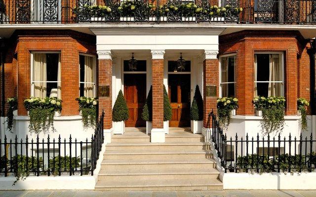 Отель Egerton House Великобритания, Лондон - отзывы, цены и фото номеров - забронировать отель Egerton House онлайн вид на фасад