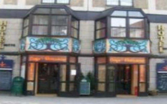 Отель Mitte Германия, Берлин - отзывы, цены и фото номеров - забронировать отель Mitte онлайн вид на фасад