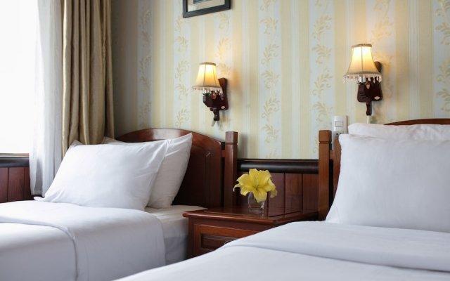 Отель Garden Bay Legend Cruise Вьетнам, Халонг - отзывы, цены и фото номеров - забронировать отель Garden Bay Legend Cruise онлайн комната для гостей