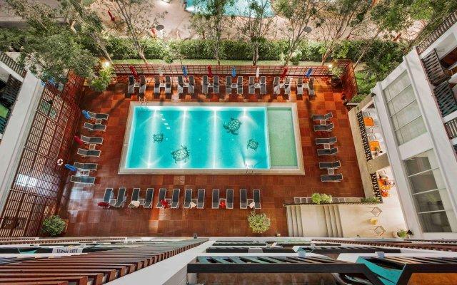 Отель ibis Pattaya Таиланд, Паттайя - 2 отзыва об отеле, цены и фото номеров - забронировать отель ibis Pattaya онлайн вид на фасад