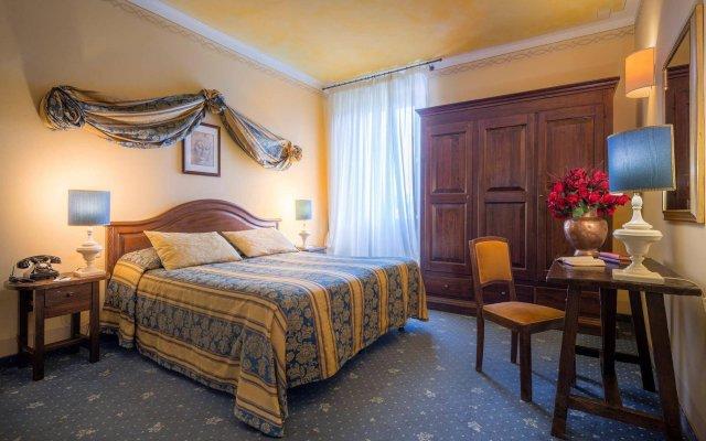 Отель Palazzo dal Borgo Италия, Флоренция - 1 отзыв об отеле, цены и фото номеров - забронировать отель Palazzo dal Borgo онлайн комната для гостей