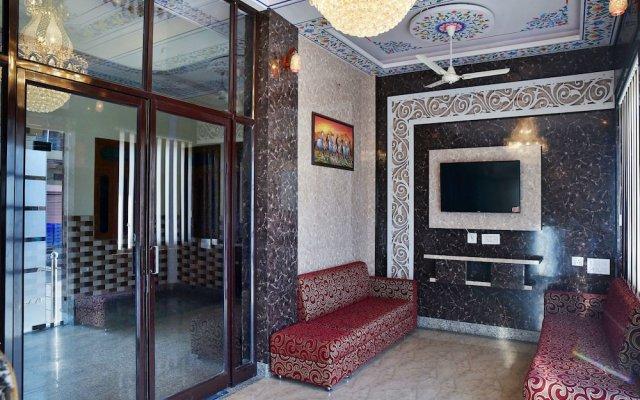 Hotel NG Palace вид на фасад