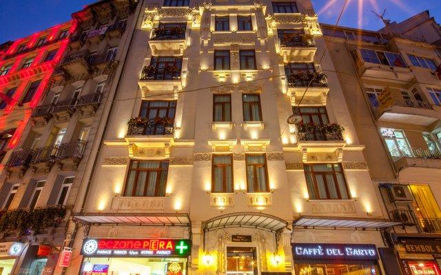 Pera Parma Турция, Стамбул - отзывы, цены и фото номеров - забронировать отель Pera Parma онлайн вид на фасад