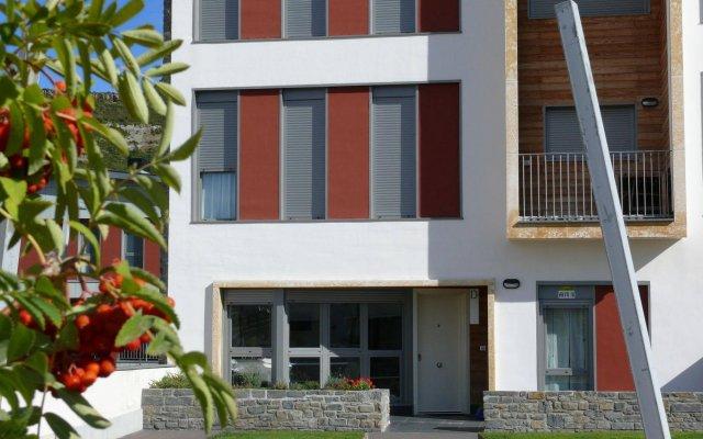 Отель WIFI Pirineo Suites Formigal Ordesa Испания, Сабиньяниго - отзывы, цены и фото номеров - забронировать отель WIFI Pirineo Suites Formigal Ordesa онлайн вид на фасад