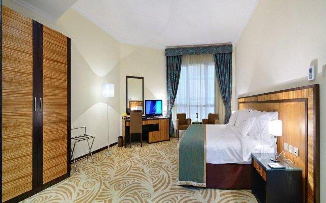 Отель Al Majaz Premiere Hotel Apartment ОАЭ, Шарджа - 1 отзыв об отеле, цены и фото номеров - забронировать отель Al Majaz Premiere Hotel Apartment онлайн комната для гостей