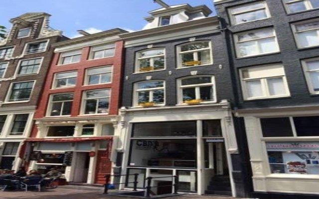 Отель Manikomio Нидерланды, Амстердам - отзывы, цены и фото номеров - забронировать отель Manikomio онлайн вид на фасад
