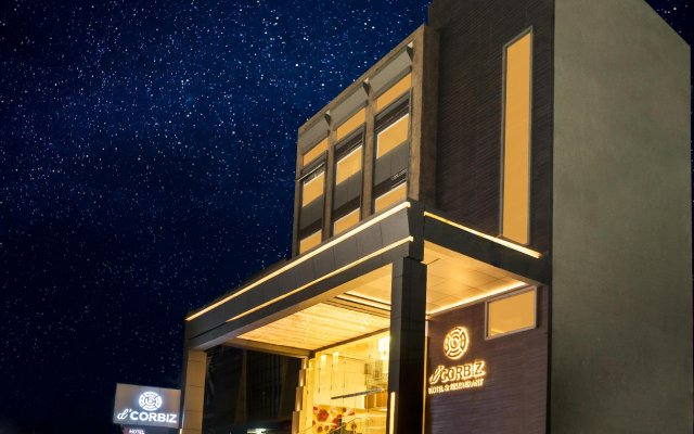 Отель D'corbiz Индия, Лакхнау - отзывы, цены и фото номеров - забронировать отель D'corbiz онлайн вид на фасад