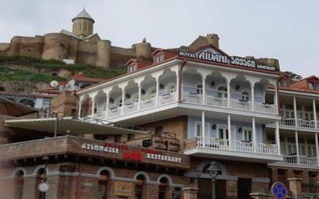 Отель Aivani Old Tbilisi Грузия, Тбилиси - отзывы, цены и фото номеров - забронировать отель Aivani Old Tbilisi онлайн вид на фасад