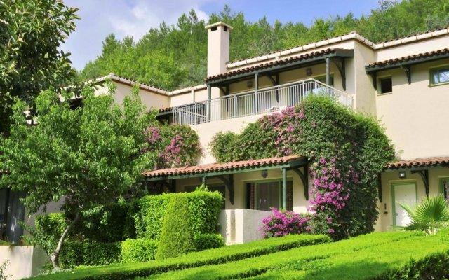 Отель Labranda Mares Marmaris вид на фасад