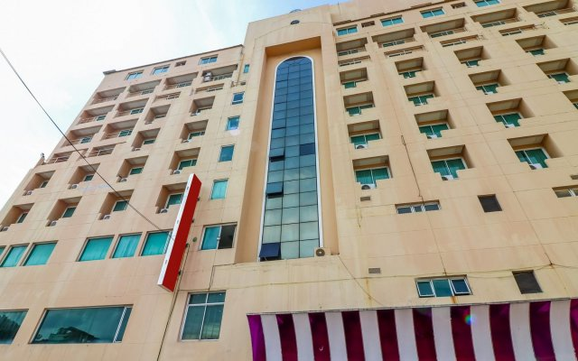 Отель NIDA Rooms Triple 1 DinDaeng Downtown вид на фасад