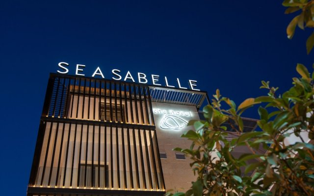 Seasabelle Hotel вид на фасад