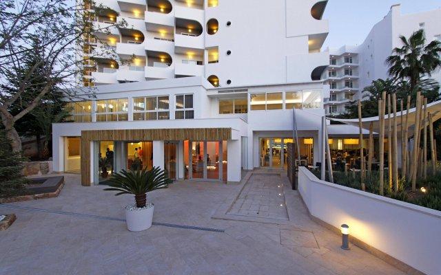 Hotel Pamplona вид на фасад