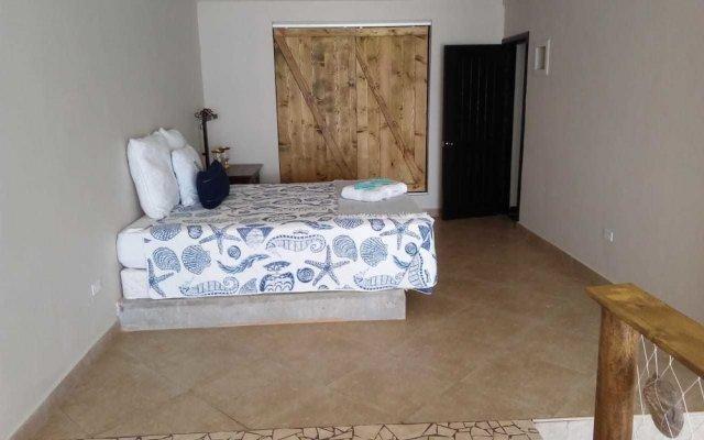 Отель Penthouse in Rosarito комната для гостей