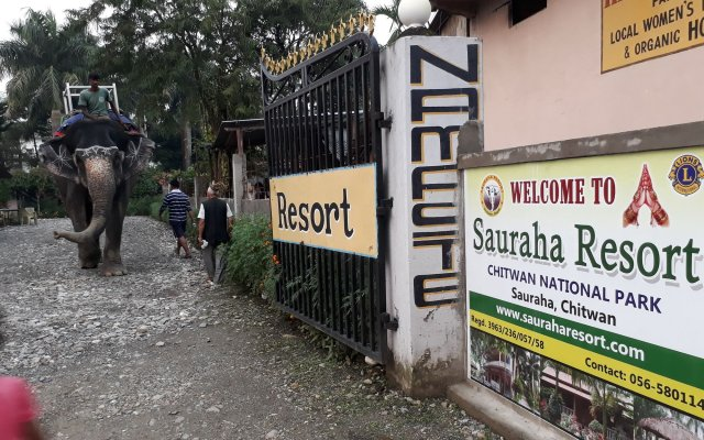 Sauraha Boutique Resort