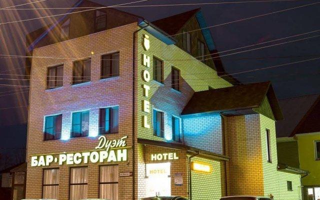 Гостиница Дуэт в Ярославле 5 отзывов об отеле, цены и фото номеров - забронировать гостиницу Дуэт онлайн Ярославль вид на фасад