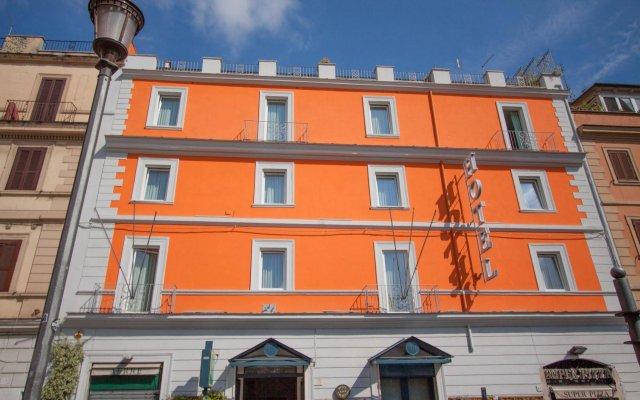 Hotel Laurentia вид на фасад