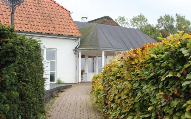 Отель Årslev Kro Дания, Орхус - отзывы, цены и фото номеров - забронировать отель Årslev Kro онлайн вид на фасад