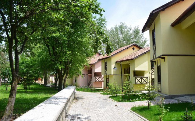 VONRESORT Abant Турция, Болу - отзывы, цены и фото номеров - забронировать отель VONRESORT Abant онлайн вид на фасад