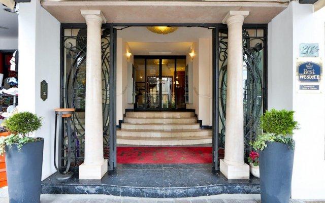 Отель Best Western Hotel Nettunia Италия, Римини - отзывы, цены и фото номеров - забронировать отель Best Western Hotel Nettunia онлайн вид на фасад
