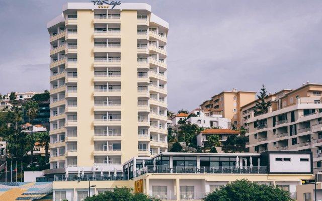 Отель Muthu Raga Madeira вид на фасад