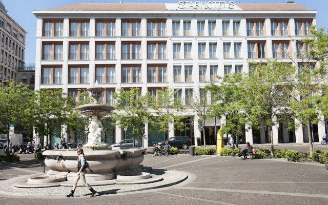 Отель The Rosa Grand Milano - Starhotels Collezione