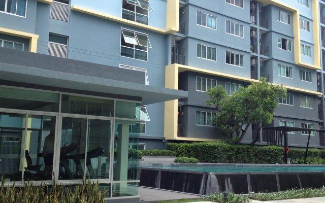 Отель Ruan Kaew Dcondo вид на фасад