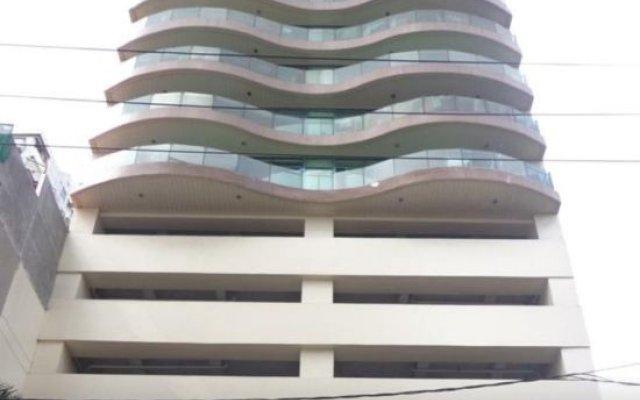 Отель Baywatch 1403 and 1903 Филиппины, Манила - отзывы, цены и фото номеров - забронировать отель Baywatch 1403 and 1903 онлайн вид на фасад
