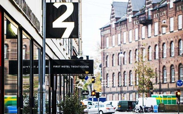 Отель h27 Дания, Копенгаген - 1 отзыв об отеле, цены и фото номеров - забронировать отель h27 онлайн вид на фасад