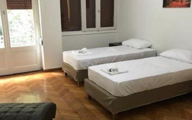 Апартаменты Kaniggos Two bedroom Big Apartment комната для гостей