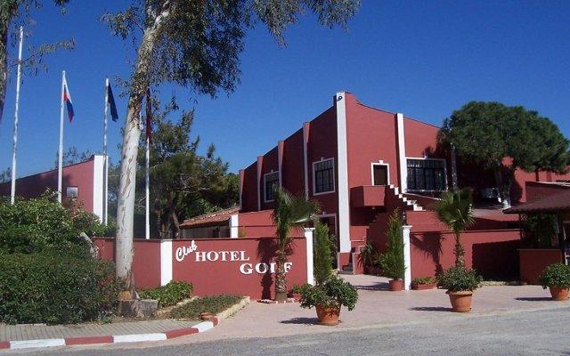 Maya Golf Hotel вид на фасад