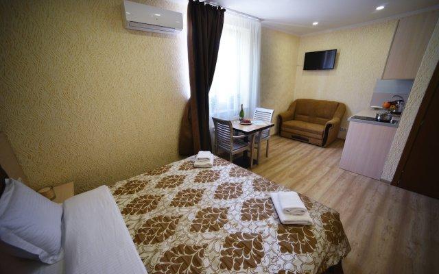 Apart Hotel Poseidon комната для гостей