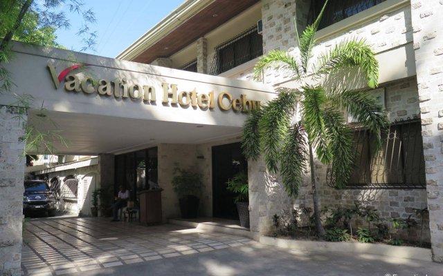 Vacation Hotel Cebu вид на фасад