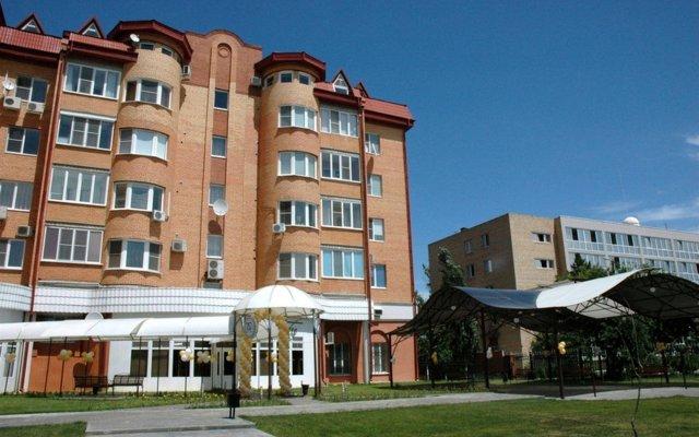 Гостиница Приват вид на фасад