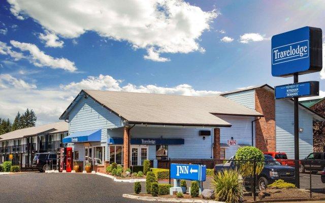 Отель Whiteroof Inn США, Такома - отзывы, цены и фото номеров - забронировать отель Whiteroof Inn онлайн вид на фасад
