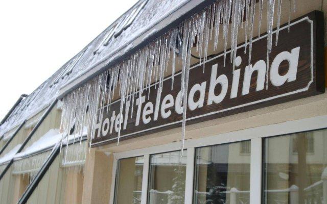 Hotel Telecabina вид на фасад