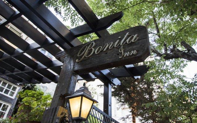 Отель Bonita Inn Иордания, Амман - отзывы, цены и фото номеров - забронировать отель Bonita Inn онлайн вид на фасад